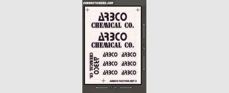 ARBCO Chemical Co. (Black)