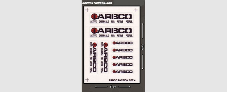ARBCO - Active Chemicals for Active People