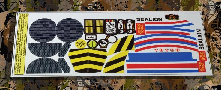 Sealion (Version 2)