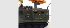 Warthog - Amphibious Armored Vehicle