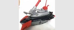 Barracuda One-Man Attack Submarine (1992)