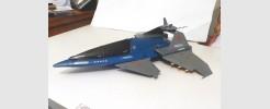 Cobra Hurricane - VTOL Fighter Jet (1990)