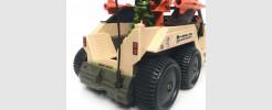 Dino Hunter Large Reptile Capture Vehicle (1993)