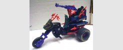 Dreadnok Tri-Cycle Battle Motorcycle (1987)