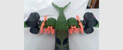 """Ghost Hawk 2 """"GH Thunderbolt"""" - Retaliation"""