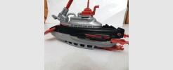 Man-O-War One-man attack submarine - 2000