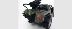 SDCC V.A.M.P. Autobot Hound Attack Vehicle