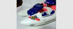 Shark 9000 Coastal Patrol Craft - Custom Set
