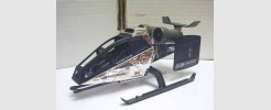 Sky Patrol Sky Hawk (1990) Custom Set