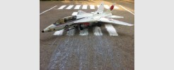 Skystriker XP-14F Combat Jet (1983)