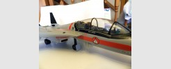 "Skystriker XP-21F ""Robotech VF-1J Veritech"""
