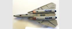 Skystriker XP-21F 'Starscream' Custom Set