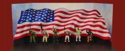 American Flag Medium