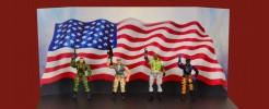 American Flag Small