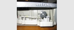 U.S.S. Flagg Aircraft Carrier (1985)