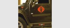 Steel Crusher (Rise of Cobra) Custom Set