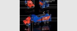Labels for RiD Optimus Prime