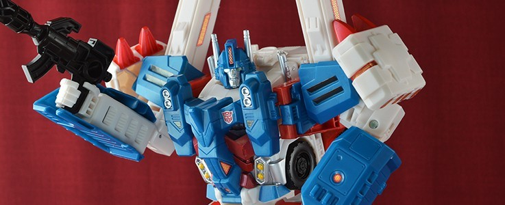 Labels for CW Ultra Magnus