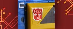 Raised 3D Bot Symbols