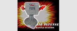 Labels for Air Defense Radar Missile Station (1985)