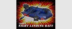 Labels for Cobra Night Landing Raft
