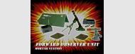 Labels for Forward Observer Unit Mortar Station (1985)