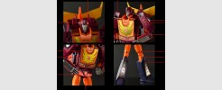 Labels for MP-28 Hot Rodimus