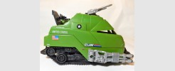 GI JOE Mobile Battle Bunker '90