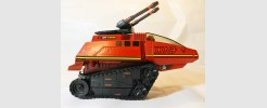 Action Force Red Shadow Hyena Tank V1 '83
