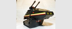 Action Force Red Hyena Tank V2 '85