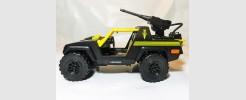 Action Force SAS Panther Attack Vamp Vehicle '83