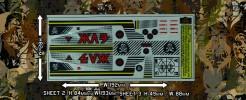 Red Shadow Hyena Tank (50th HISS Set)