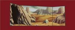 Desert Medium Trimmed