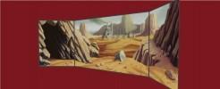 Desert Large Trimmed