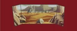 Desert Small Trimmed