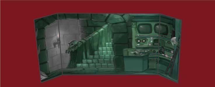 Small Castle Dungeon