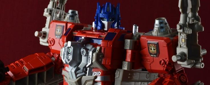 Labels for TR PM Optimus Prime