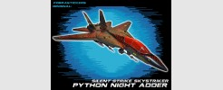 JOE 50th Cobra Night Adder Skystriker (2016)