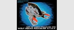 JOE Rockslide Wolf Squad (2016)