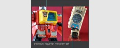 Symbols for Autobots (Clear backed)