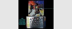 Go-Bots Faction Symbols