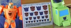 Cartoon Sloppy Symbols