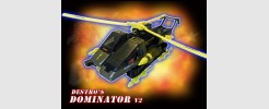 for IRON GRENADIERS Destro's Dominator version 2 (2002)