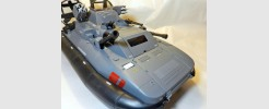 for GI JOE Wolf Squad Sea Wolf hovercraft (2016)