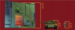 Special Command Cube Shelf (A)