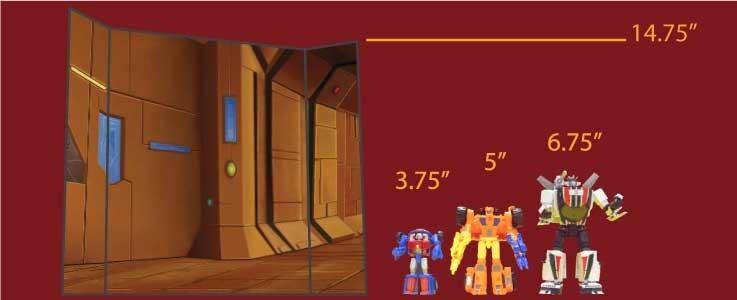 Herobot Entrance Cube Shelf (A)