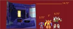 Evilbot Command Cube Shelf (A)