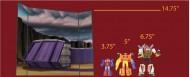 Evilbot Bridge Cube Shelf (A)