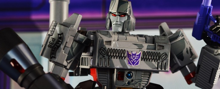 Labels for MP-36 Megatron (Upgrade & Cell)
