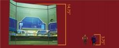 Special Command Cube Shelf (B)